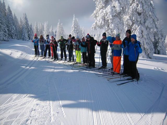 Zimska šola v naravi -Rogla 2018