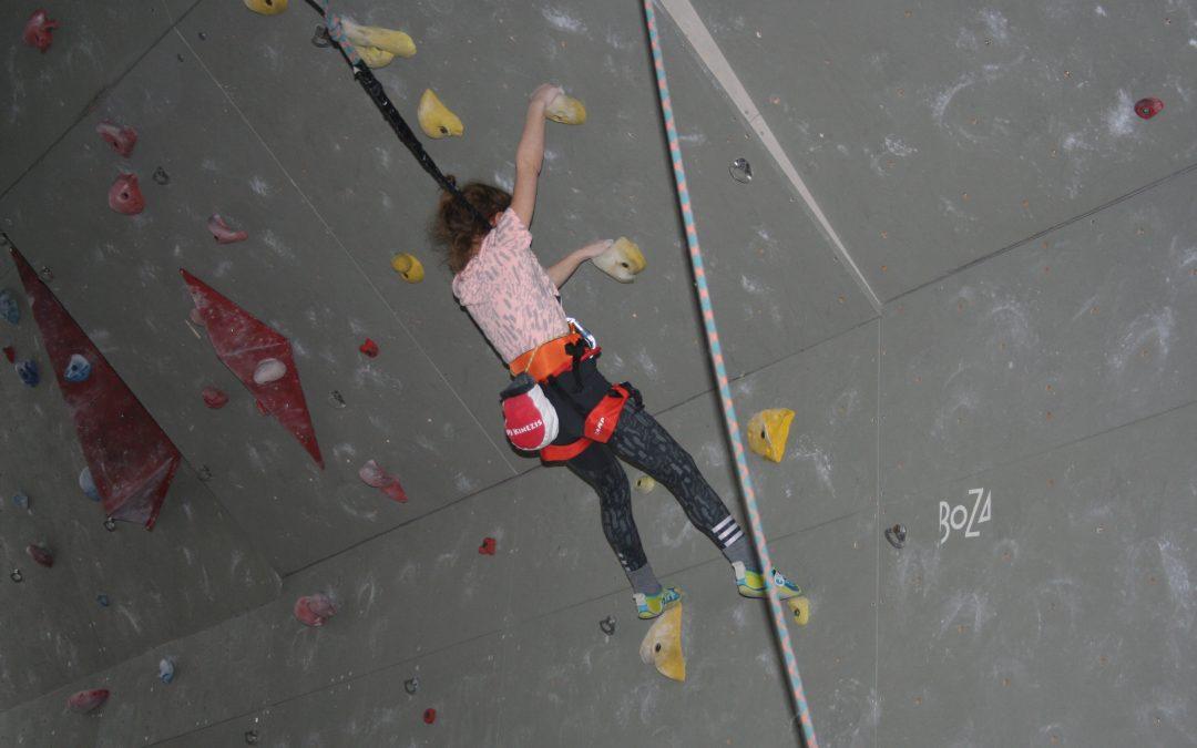 Področno tekmovanje v plezanju